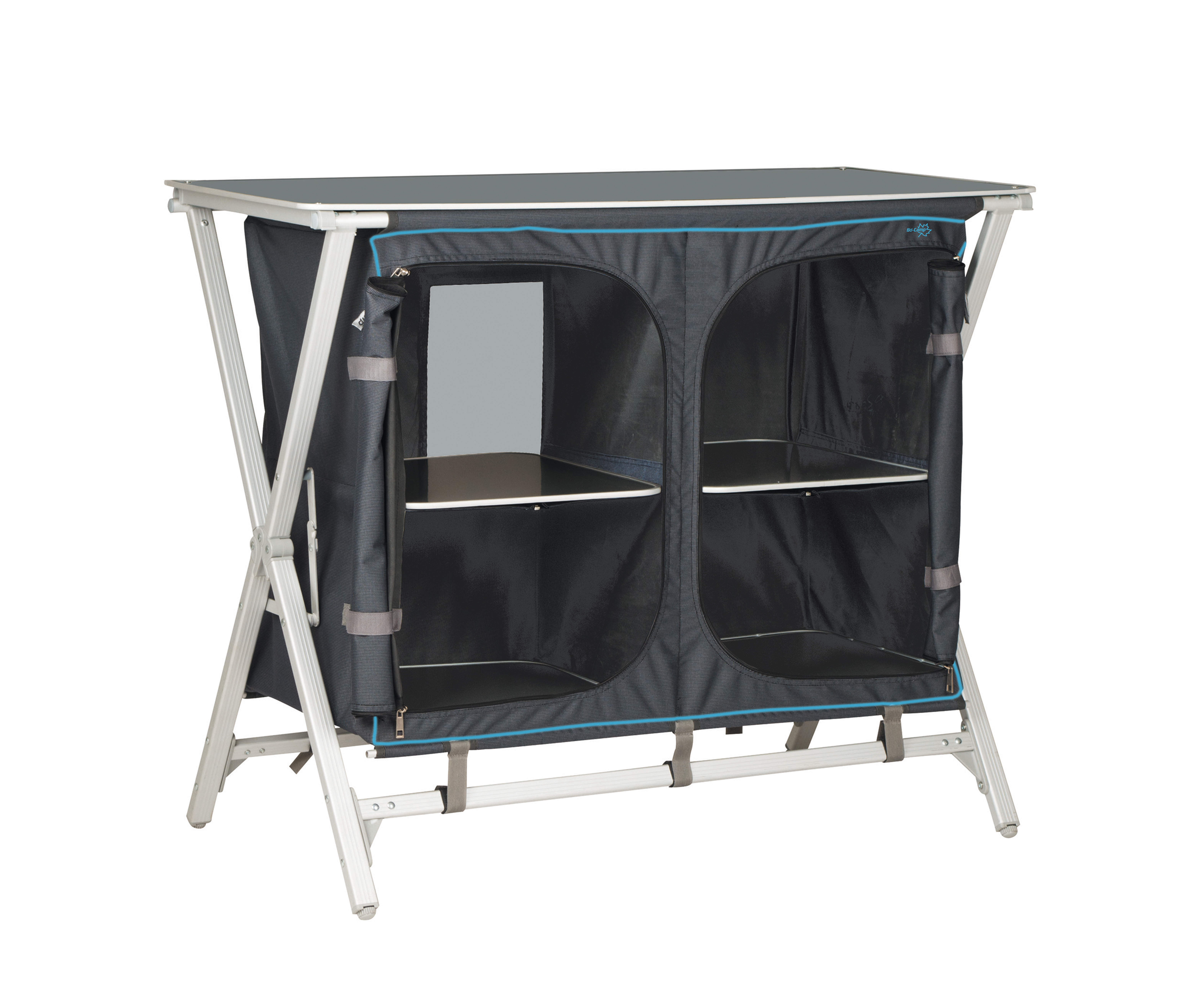 Camping Küchenschrank Easy-to-fold - Camping- & Outdoor-Zubehör