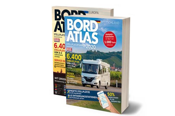 Reisemobil-Bordatlas 2020