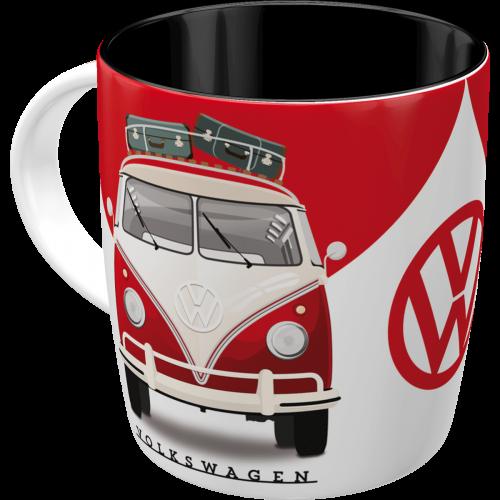 VW Bulli T1 Kaffee Tasse Good In Shape