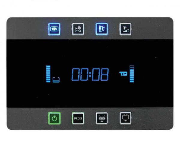 CBE Anzeigesystem PC380 Komplettsystem 12V schwarz