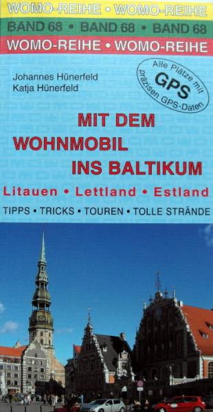 Mit dem Wohnmobil ins Baltikum Restposten