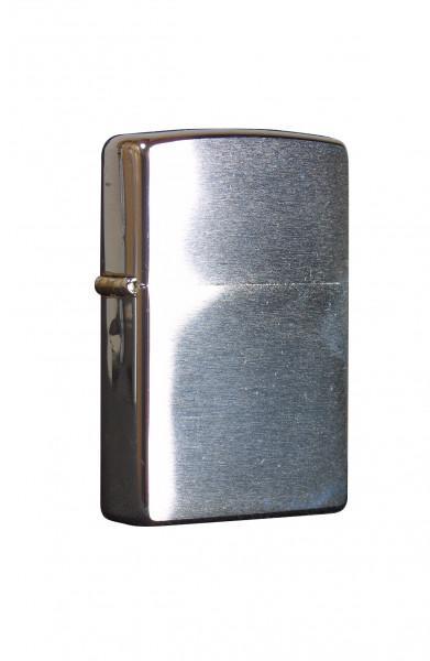 Zippo Benzinfeuerzeug Chrom matt