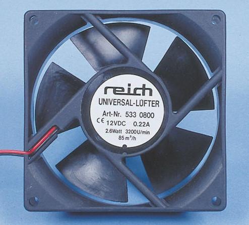 Universeller Ventilator