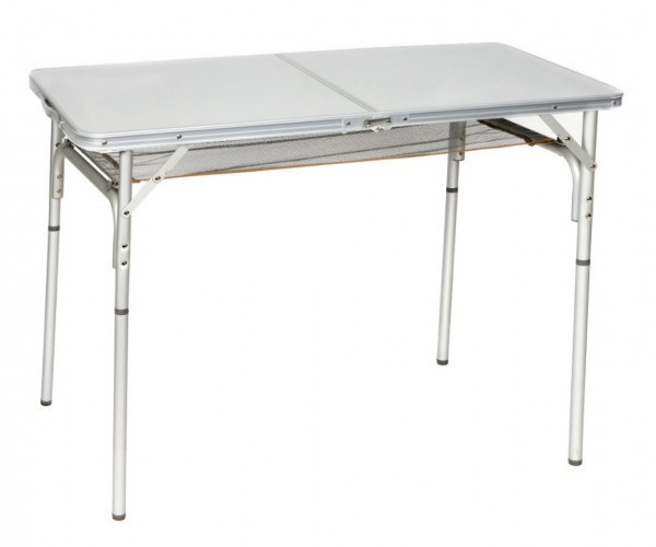 Campingtisch Premium 120 x 60 cm Aluminium wasserfest