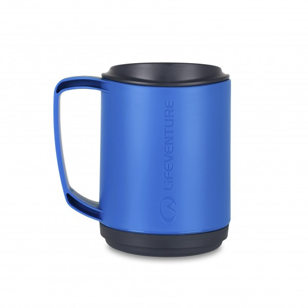 Lifeventure Isolierbecher 'Ellipse' blau, 350 ml