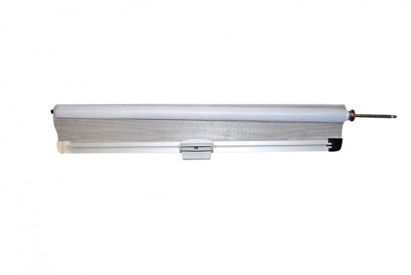 Fliegenschutzrollo Stoffmaß 847 mm für S3+S4 Fenster