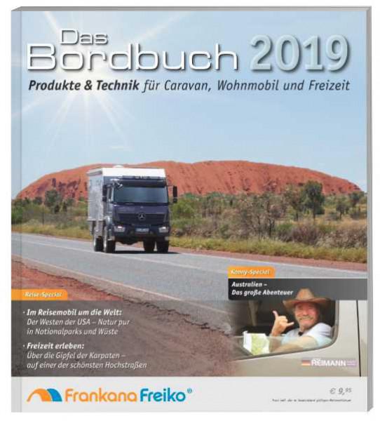 Frankana-Freiko Das Bordbuch 2019