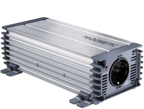 Dometic Wechselrichter Perfect Power PP 602 12 Volt / 550 Watt | 4015704168198