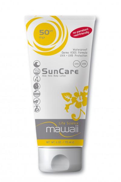 Sonnenschutz Mawaii SunCare SPF 50 175 ml