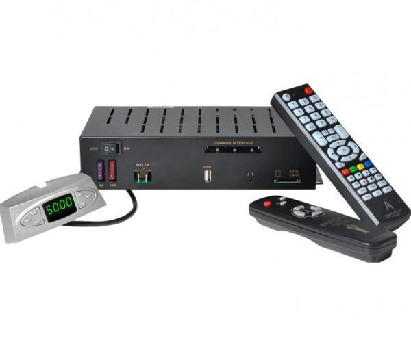 Ten Haaft HD Receiver Europe D 5000