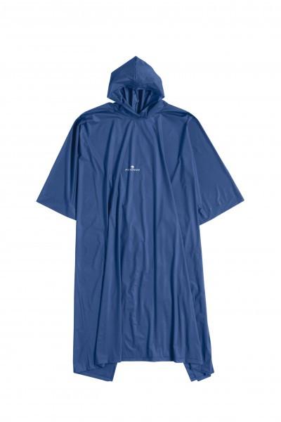 Ferrino Poncho 130 cm blau