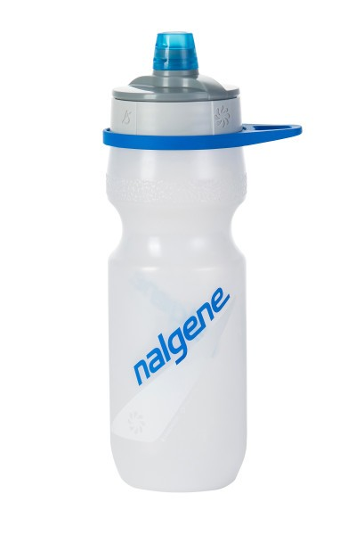 Nalgene Sportflasche 'Draft' 0,65 Liter, weiß