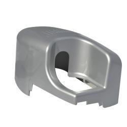 Endkappe F45Ti, rechts titanium