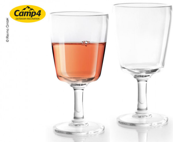 Exklusive Weingläser Serie Capri 2er Set