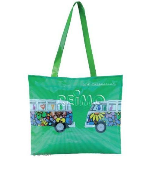 VW Collection PVC Shopper Bag Love Bus