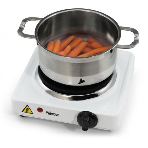 Elektrische Kochplatte 1 Brenner