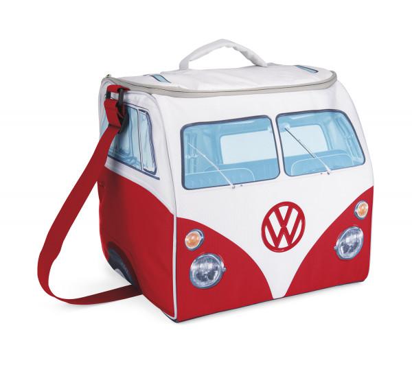 VW T1 Bus Kühltasche rot