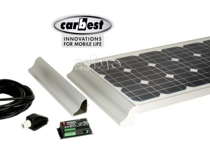 Solaranlage Carbest 60 Watt CB60 Set | 4043729112773