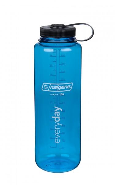 Nalgene 'Everyday Weithals Silo' 1,5 L, blau