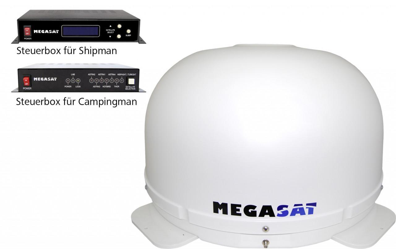 SatAnlage Megasat Campingman Shipman | 4046173100921
