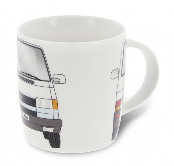 VW T4 Bulli Bus Kaffeetasse 370ml weiß