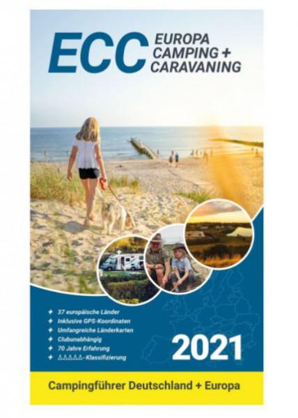 ECC-Campingführer Europa 2021