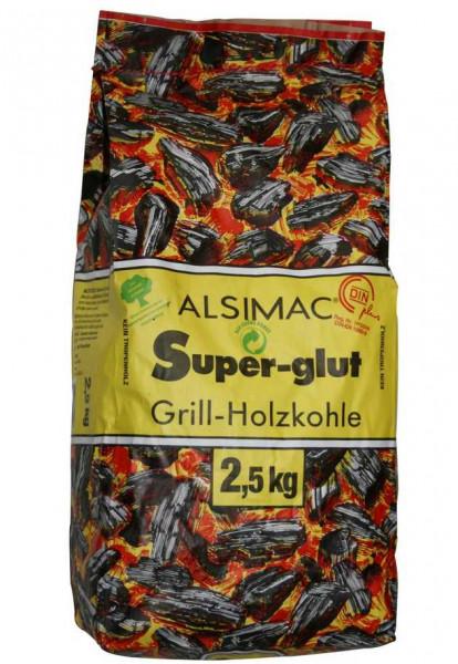 Grill-Holzkohle 2,5 kg