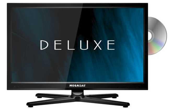 Megasat LED Fernseher Royal Line II Deluxe 185 Zoll | 4046173107807