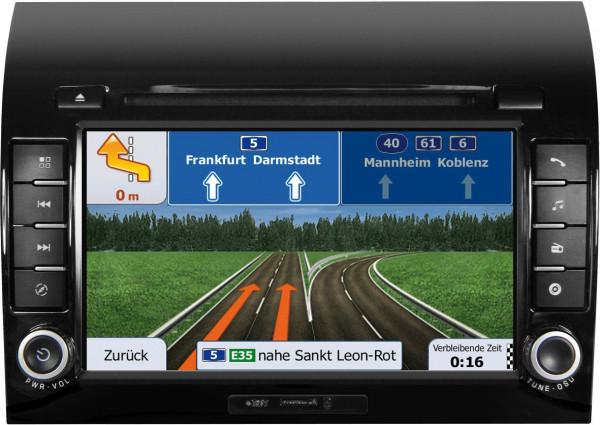 Navigationssystem ESX Vision VNC730 FI-Ducato mit DAB+