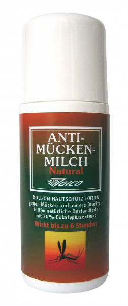 Jaico Anti-Mücken-Milch 'Natural' Roll-On, 50 ml