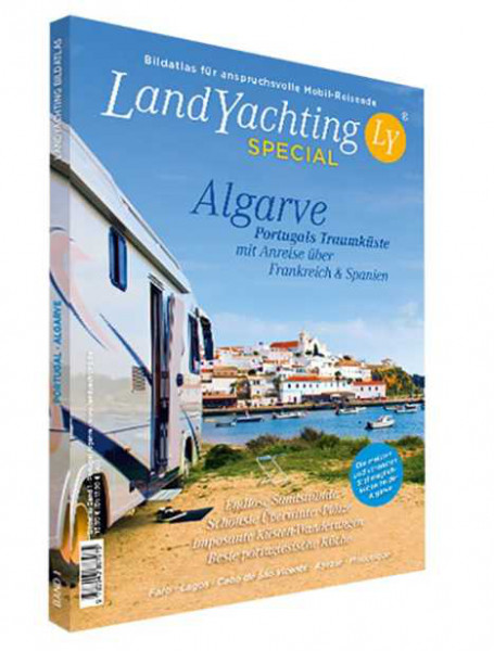 LandYachting Wohnmobil-Bildreiseführer Portugal-Algarve