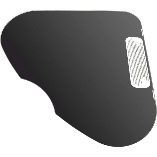 Glasabdeckung für Thetford-Kocher Triangle Basic Line 330 links schwarz