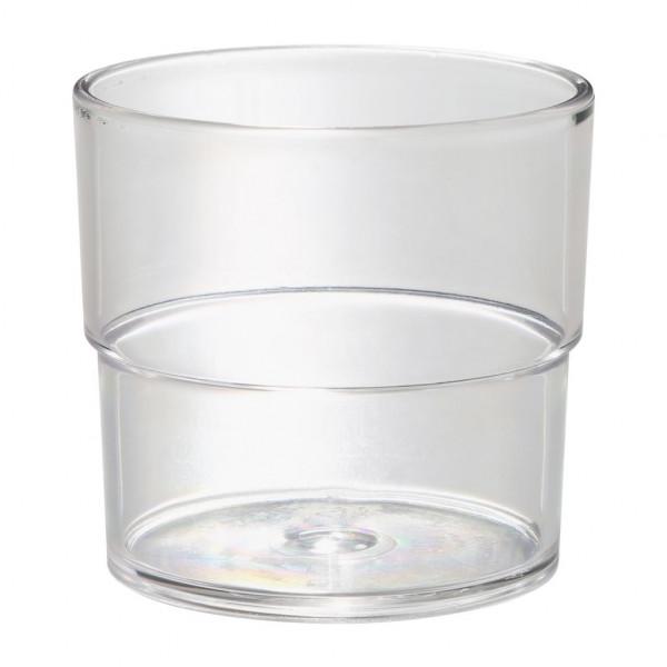 Waca Trinkglas SAN glasklar 250 ml