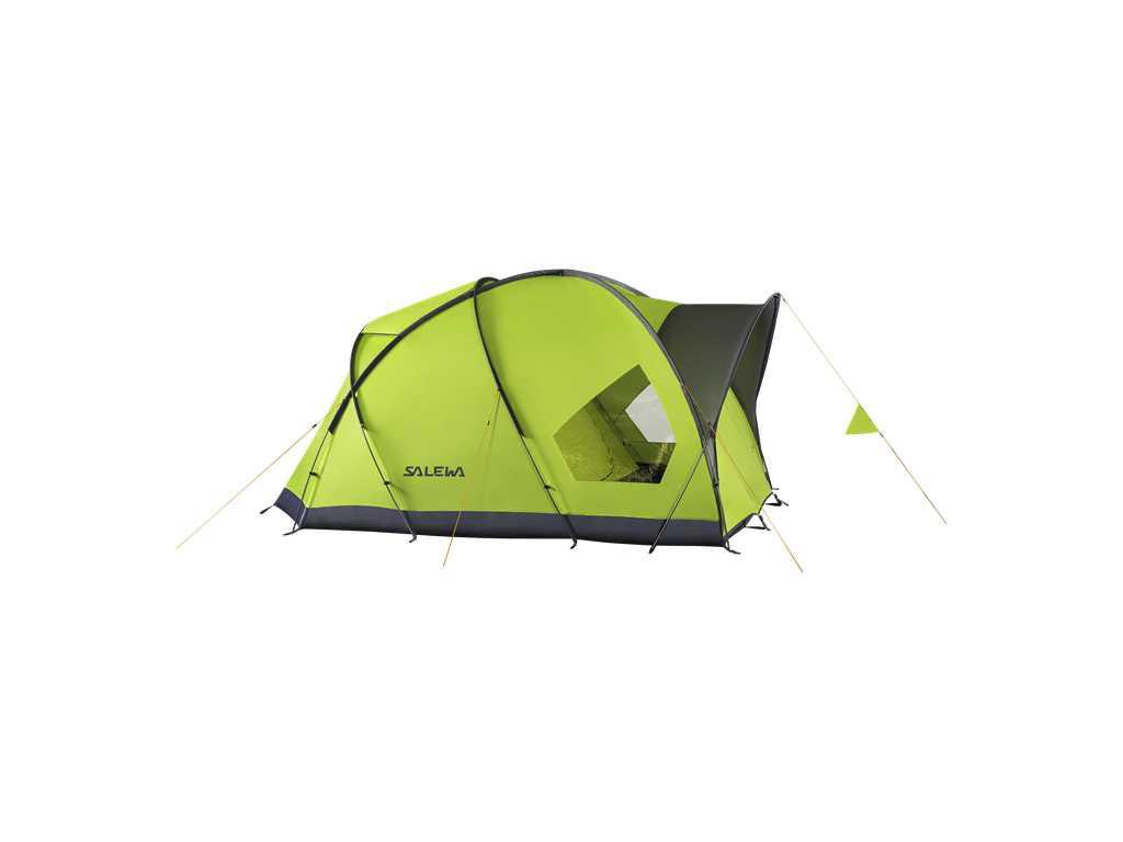 Salewa 4 Personen Zelt Alpine Hut | 04053865294202