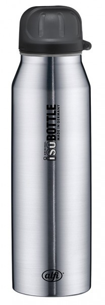 alfi Trinkflasche isoBottle edelstahl 0,5 Liter