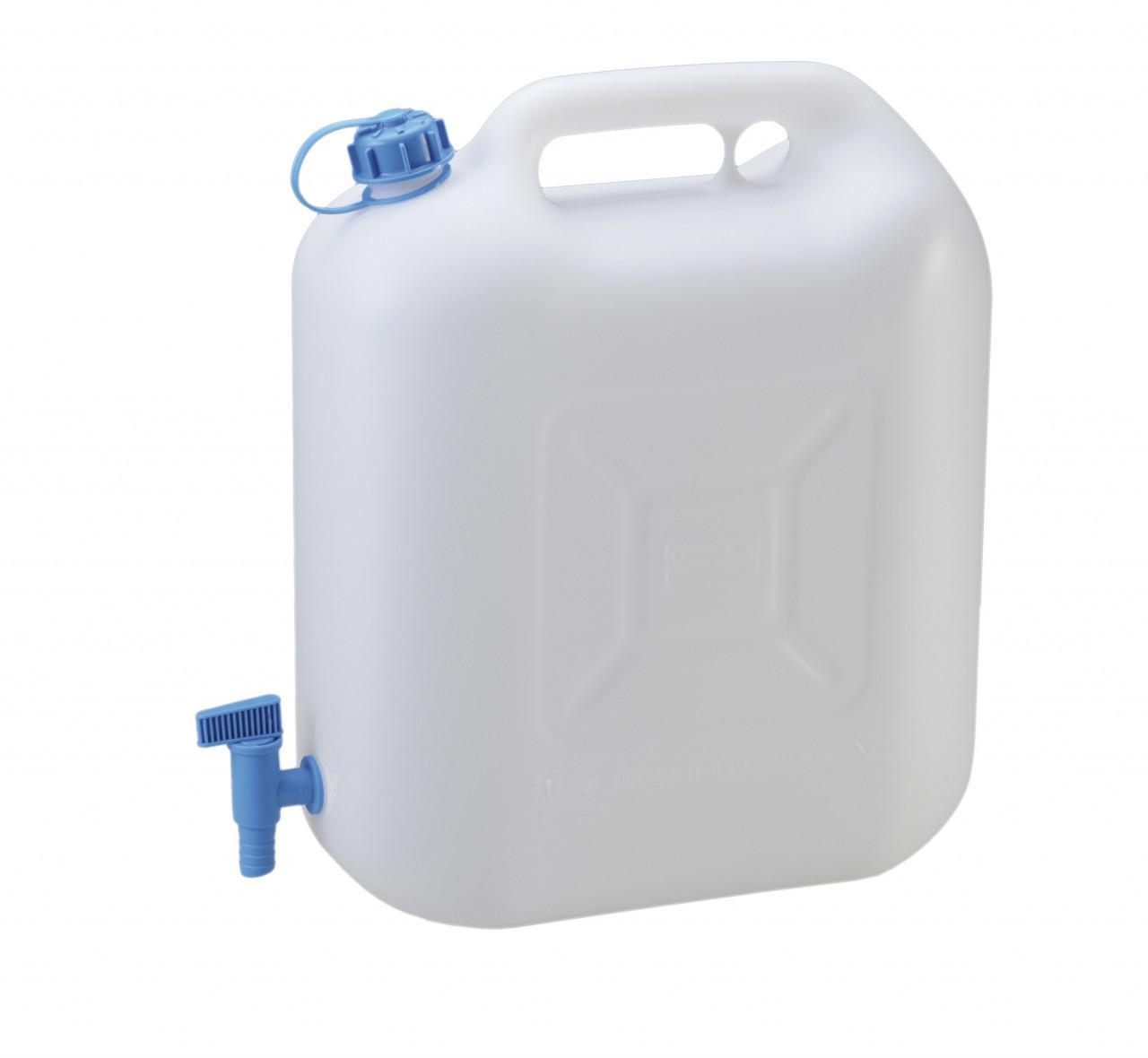 Hünersdorff Wasserkanister Eco 22 Liter   4007228817676