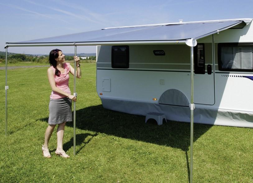 wigo rollmarkise rolli premium l nge 4 50m campingshop 24. Black Bedroom Furniture Sets. Home Design Ideas