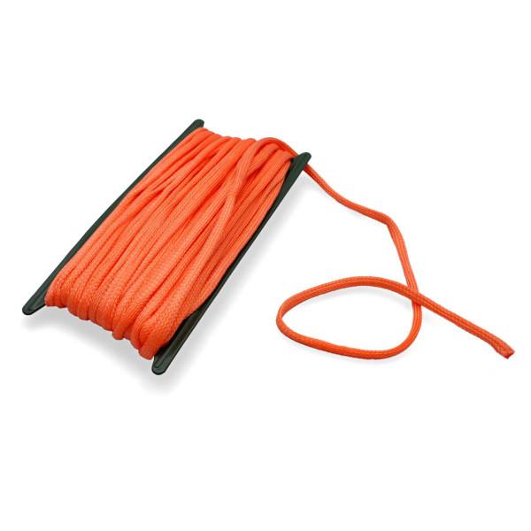 Coghlans Nylon Seil 15 m, orange