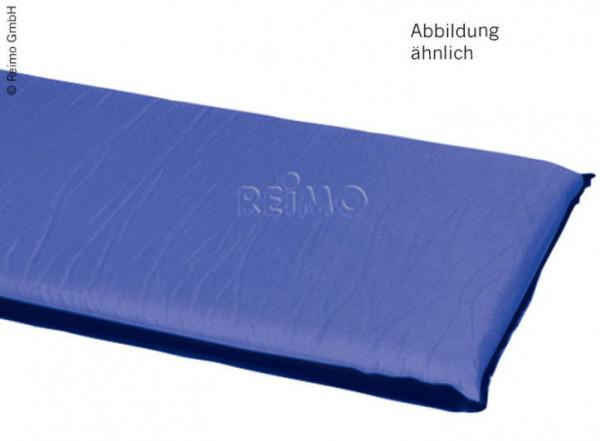 Isomatte selbstaufblasbar M5 eco-comfort, blau, 193x63x5 cm