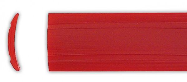 Leistenfüller rot 12 mm LMC