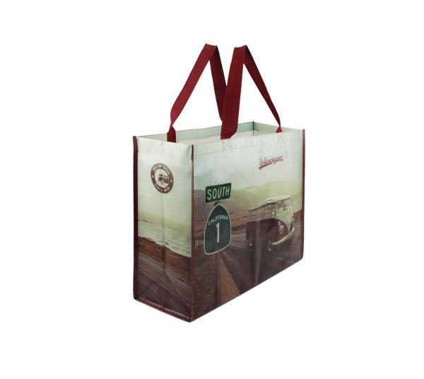 VW Bulli T1 Shopper Bag Highway 1