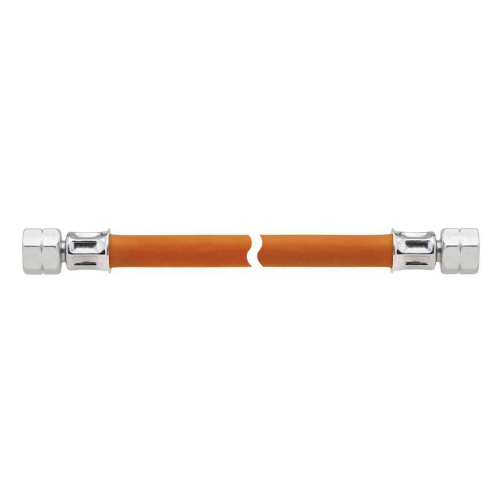Gummi 3 m Gasschlauch 300 cm  beidseitig mit Überwurfmutter 1// 6,65€  // 1 m