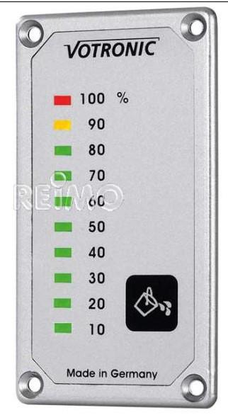 Votronic LED-Abwasseranzeige 12 Volt