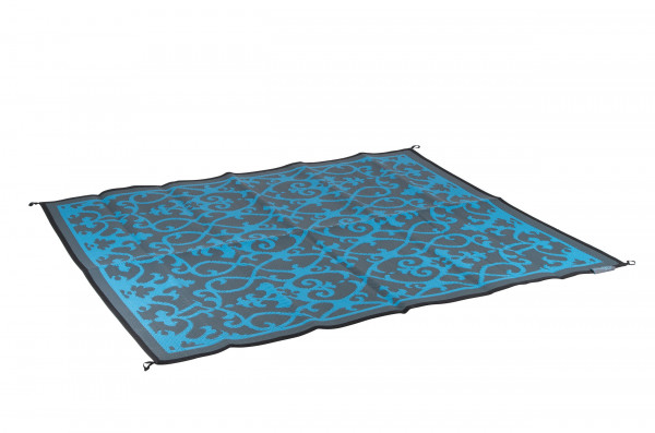 Outdoor Teppich Chill Longe 200x270 cm azurblau