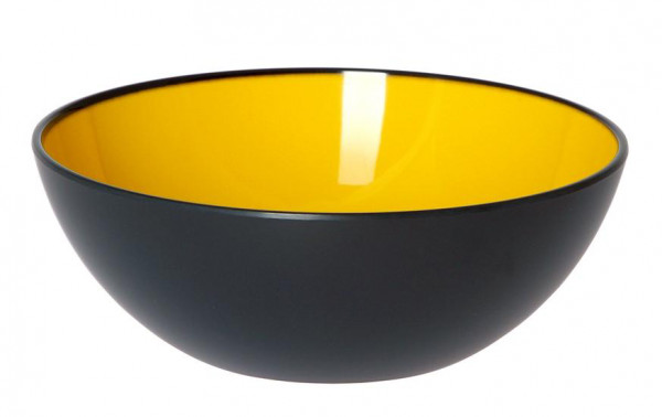 Gimex Müslischale Gelb