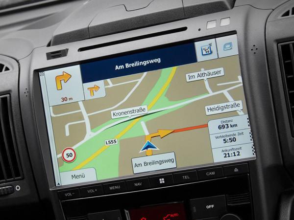 Navigationssystem ESX Vision VNC1045 DBJ DAB+