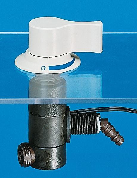 Reich Wasserhahn Style 2000 UT weiß