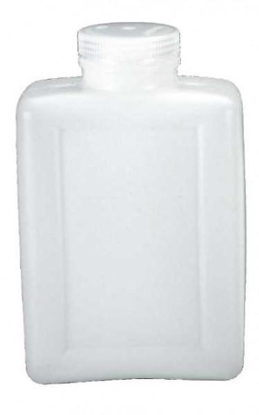 Nalgene Weithalsflaschen rechteckig 1000 ml Hals Ø 43 mm