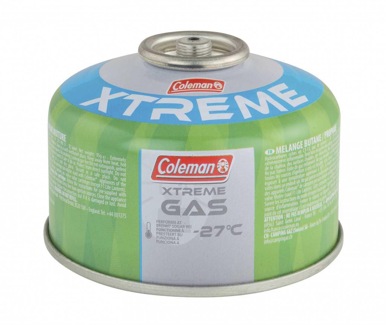 Coleman Ventilgaskartusche 'Xtreme' 'C100' 97 g | 3138522093440