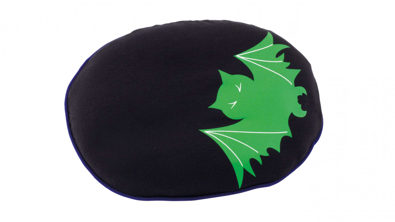 Outwell Kinderkissen 27 x 22 cm 'Batboy' | 5709388049544
